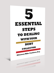 Steps For Dealing With Debt Collector